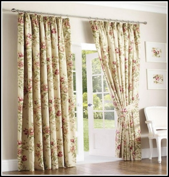 Better Homes And Gardens Curtains Vintage Floral