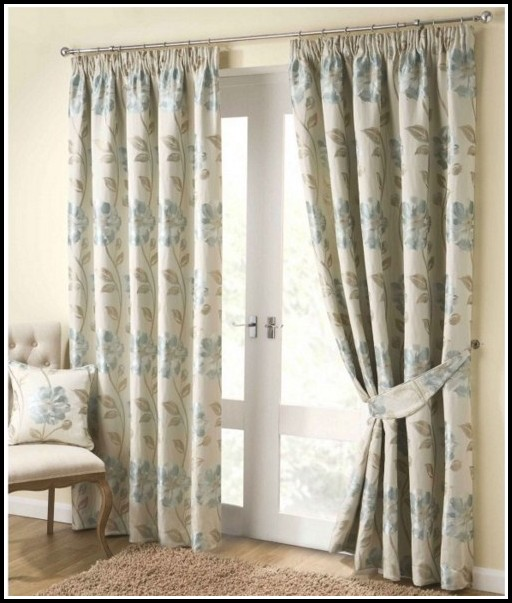 Blue And Gold Curtains Uk