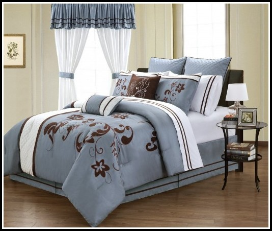 Comforter Sets With Matching Shower Curtains