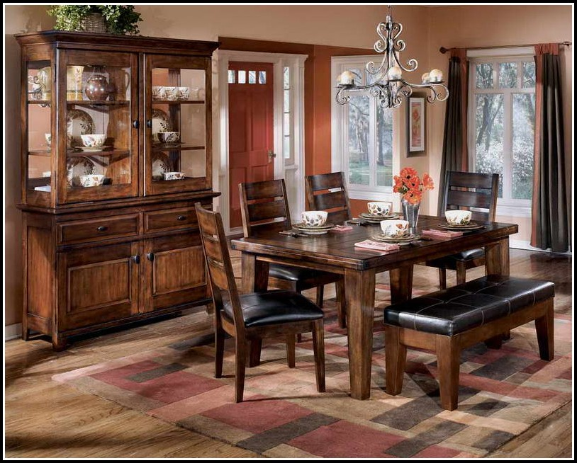Country Style Dining Room Curtains