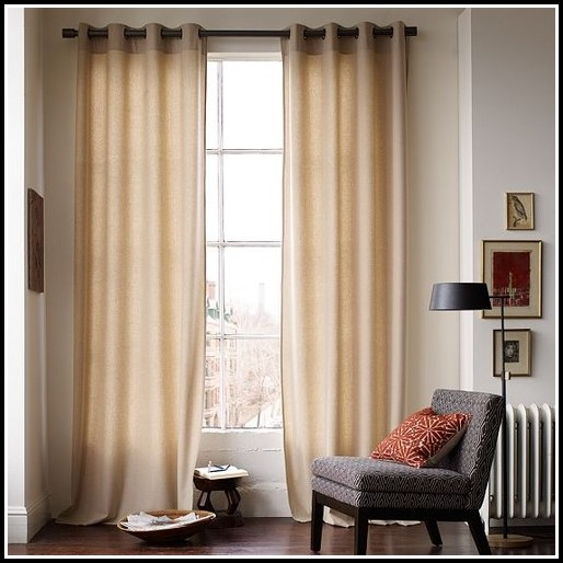 Curtain Designs For Living Room India
