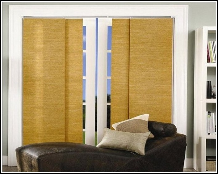 Curtain For Sliding Glass Door Walmart