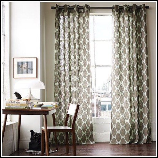 Curtain Ideas For Living Room Pinterest