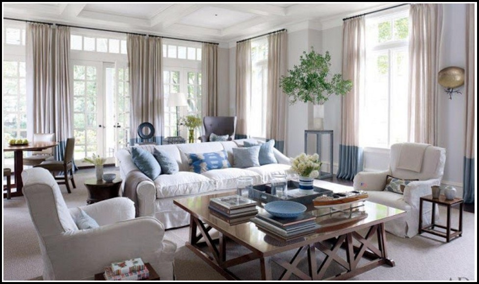 Curtain Ideas For Living Room Uk