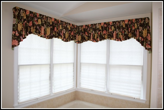 Curtains Rods For Corner Windows