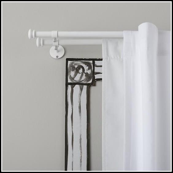 Diy Wooden Curtain Rod Brackets