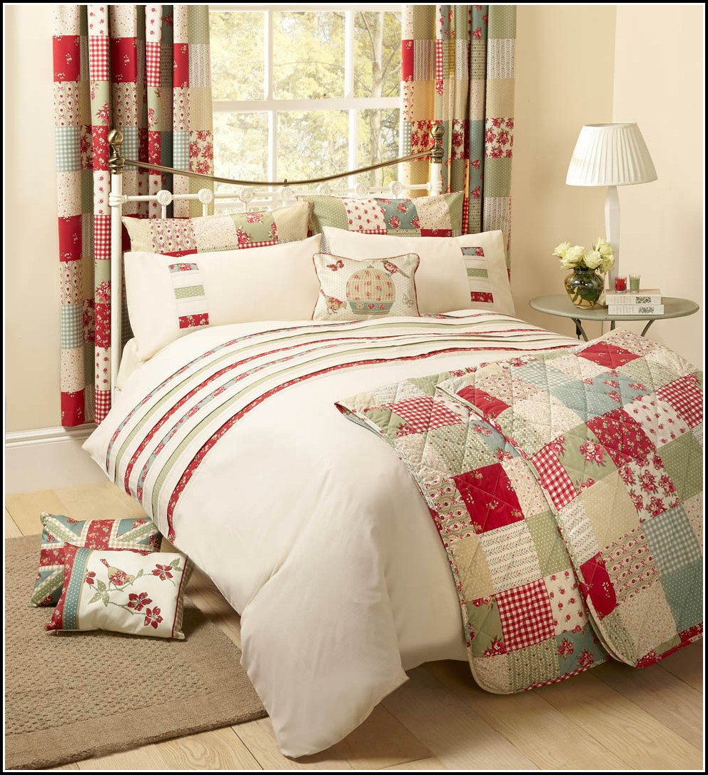 Duvet And Curtains Sets