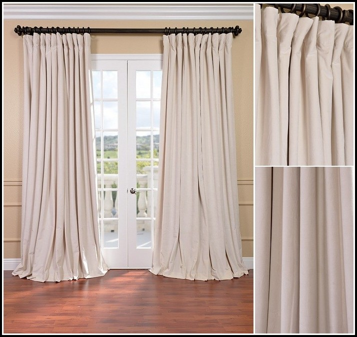Extra Wide Blackout Curtain Lining