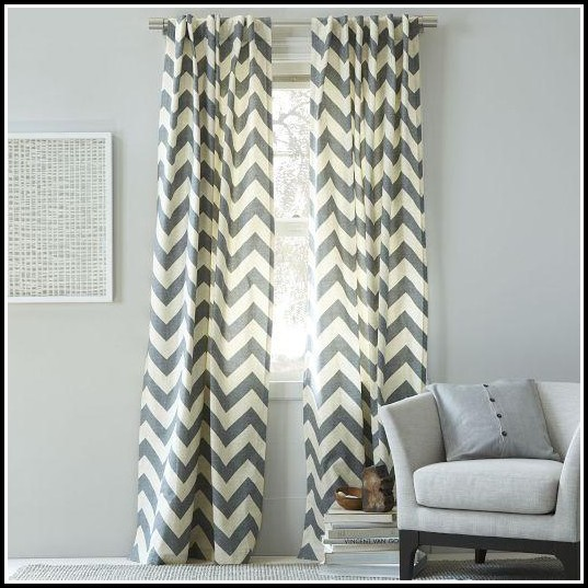 Grey And White Curtains Ireland