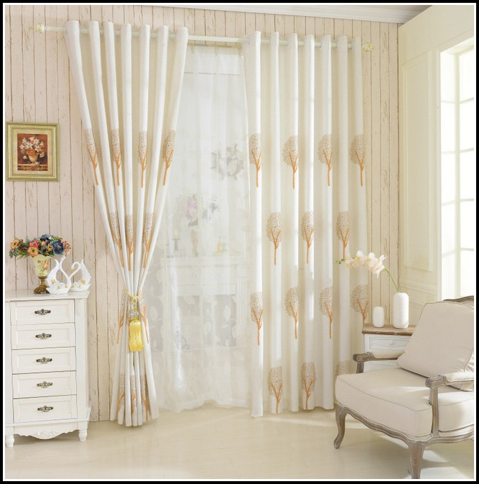 How To Make Swag Curtains For Living Room