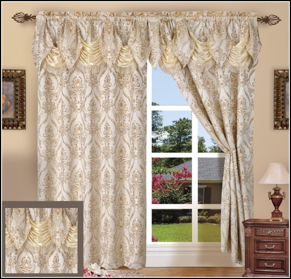 Making Curtains For Wide Windows