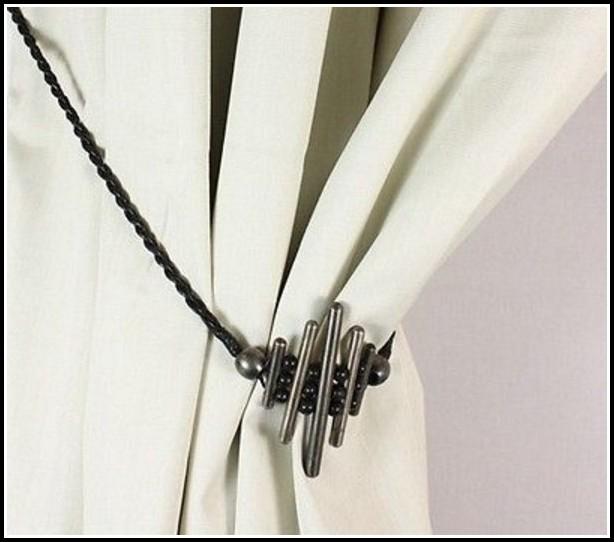 Metal Curtain Tie Back Hooks