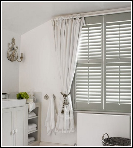 Net Curtains For Bathroom Windows