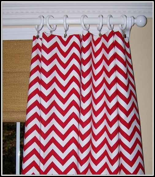 Pink And White Curtains Uk