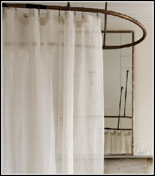 Sheer Linen Fabric For Curtains Uk