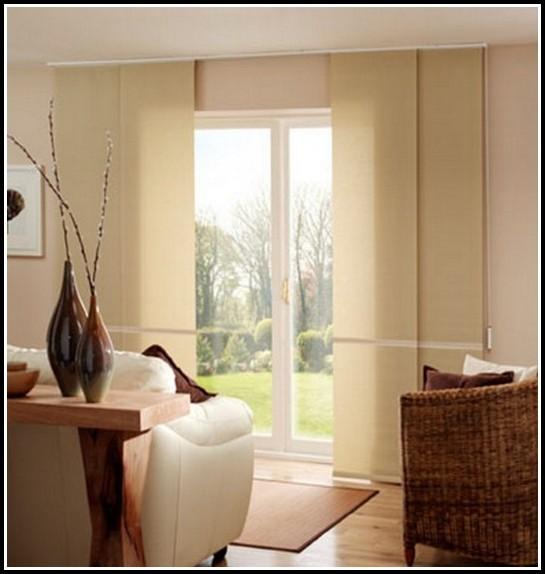 Sliding Door Curtain Rods