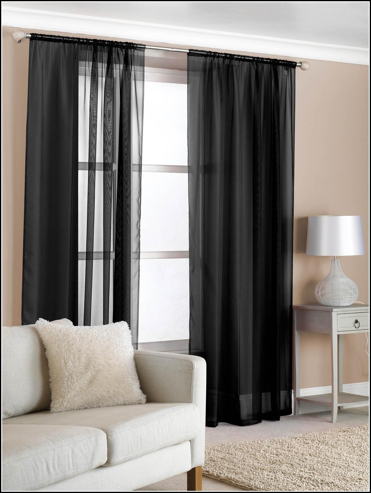 Tab Top Sheer Curtains Drapes