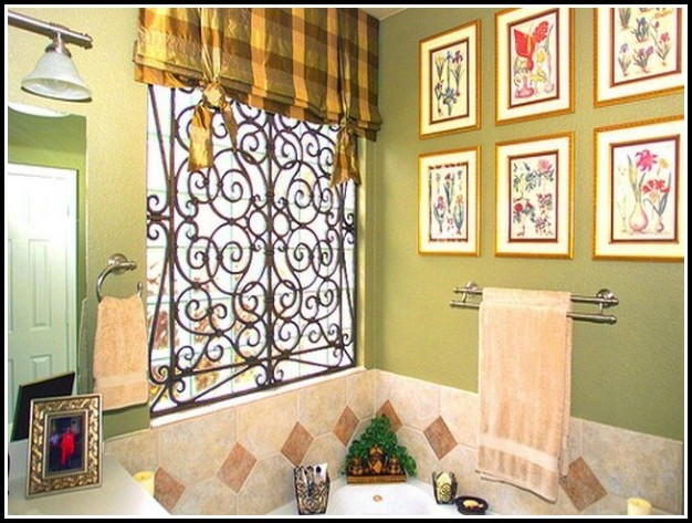 Waterproof Curtains For Bathroom Windows