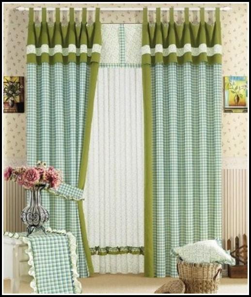 White Tab Top Curtains Target