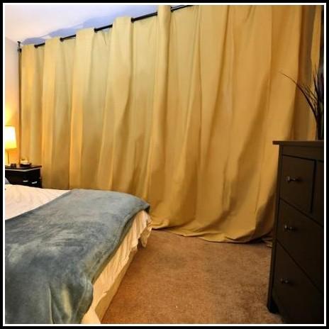 10 Foot Curtain Rod Wood