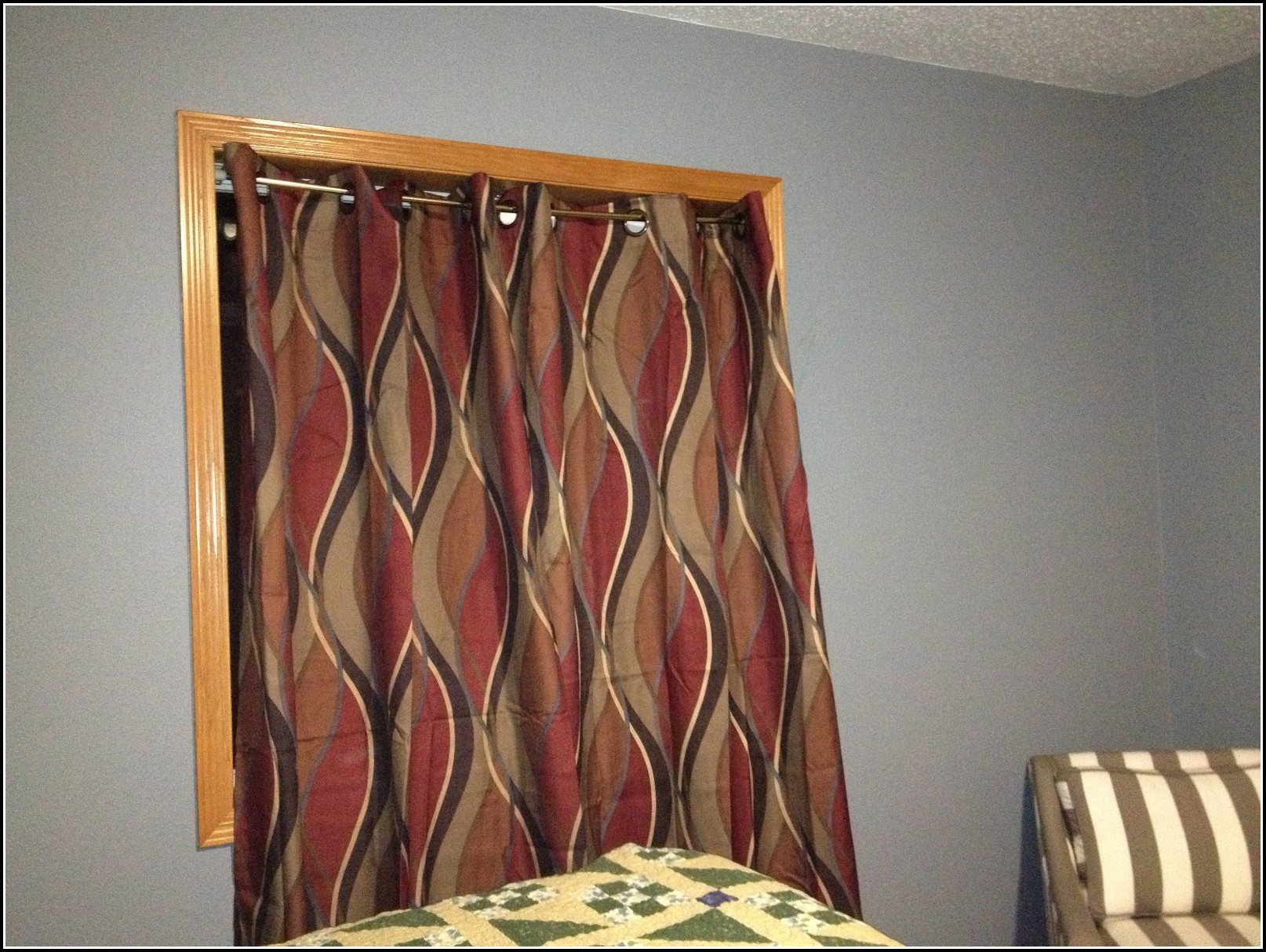 10 Foot Tension Curtain Rod