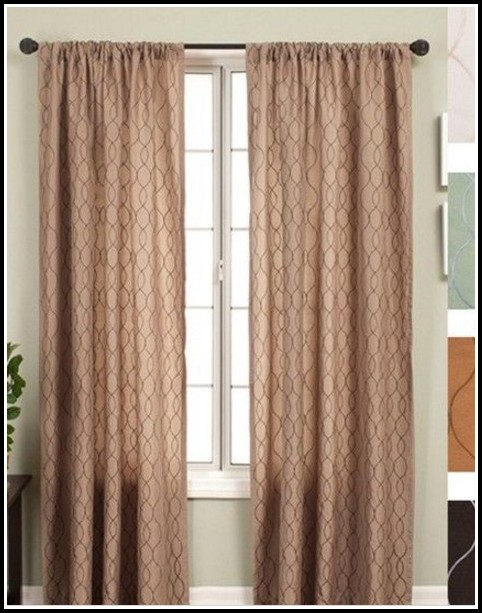 100 Inch Long Curtain Rod