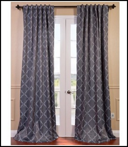 108 Inch Length Blackout Curtains
