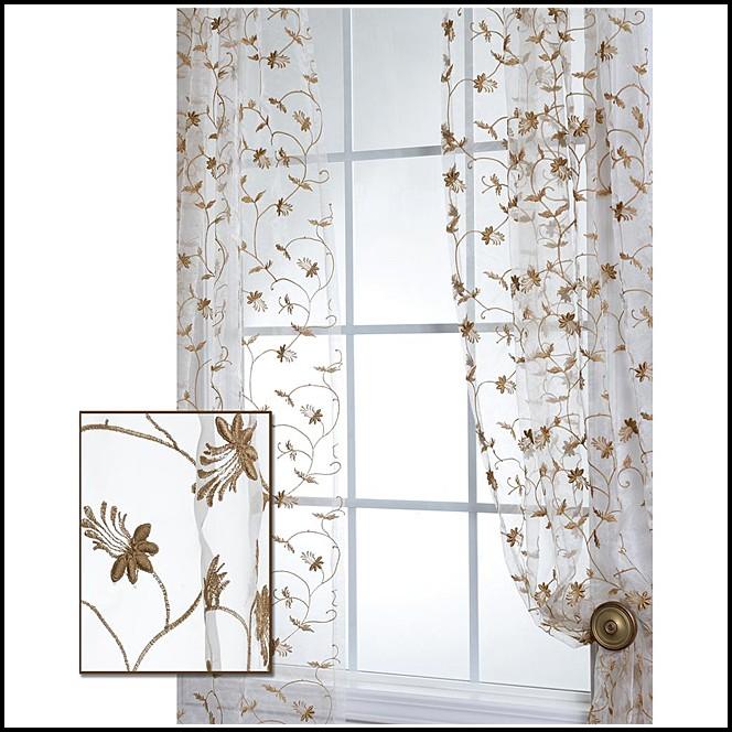 108 Inch Length Curtain Panels