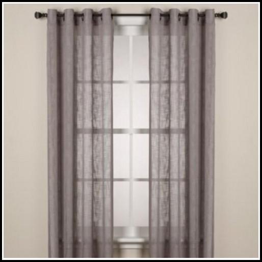 108 Inch Linen Curtain Panels