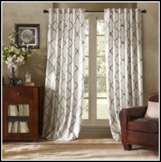 108 Inch Long Curtain Panels