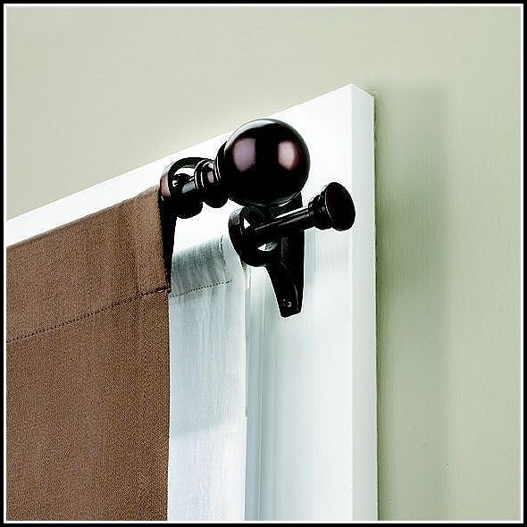 12 18 Inch Curtain Rod