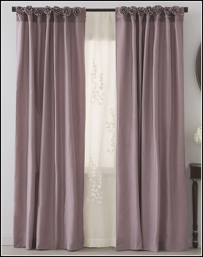 120 Inch Long Lined Curtains