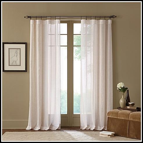 15 Foot Outdoor Curtain Rod
