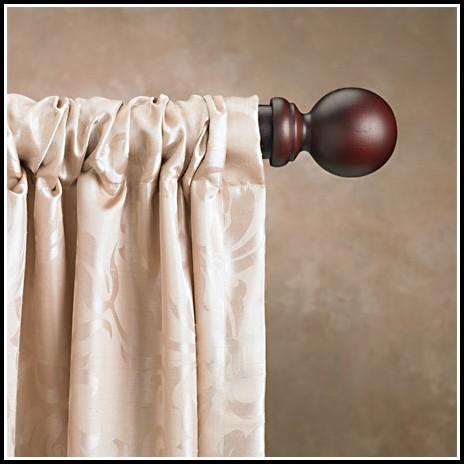 2 Inch Curtain Rod Brackets