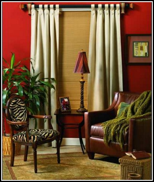2 Inch Wide Curtain Rods