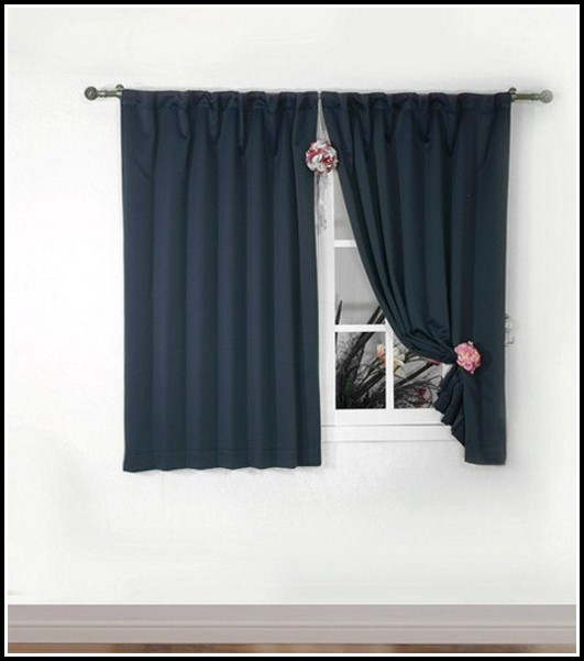 36 Inch Long Sheer Curtains