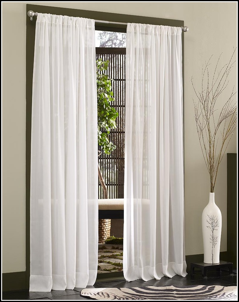 45 Inch Long Blackout Curtains