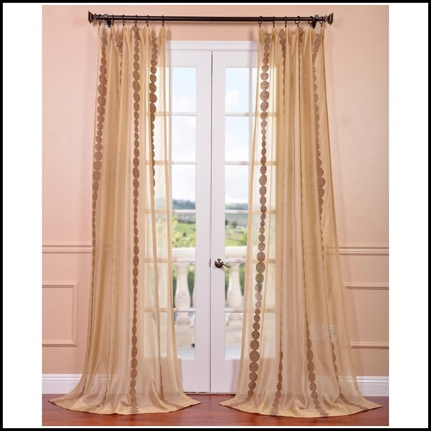 45 Inch Long Kitchen Curtains