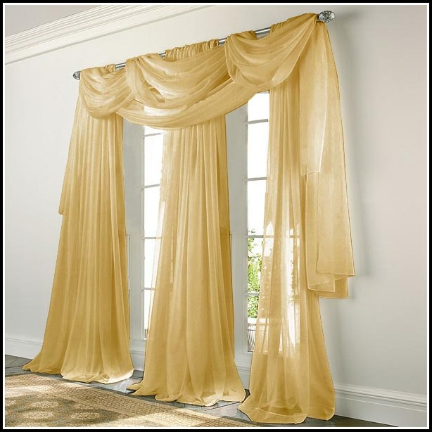 45 Inch Long Tier Curtains