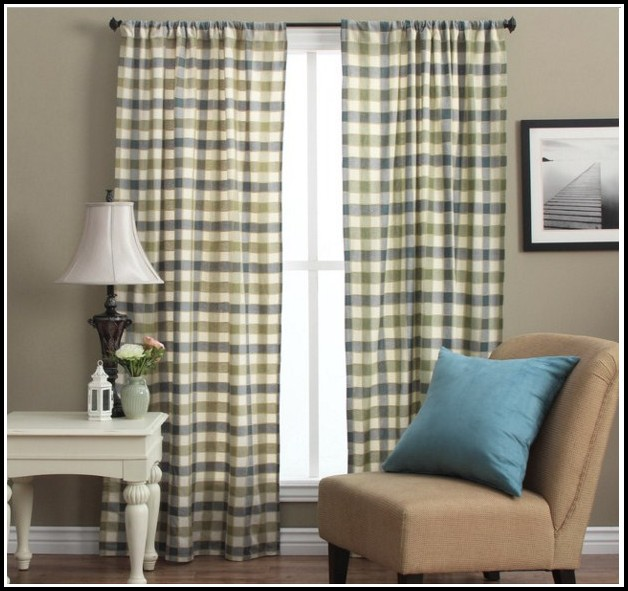 72 Inch Length Curtain Panels