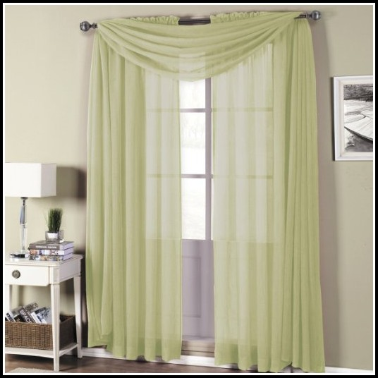 72 Inch Long Country Curtains