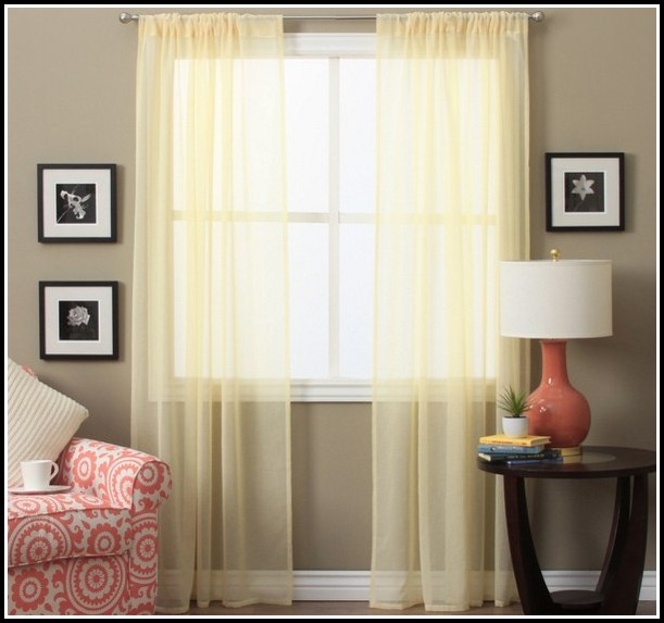72 Inch Long Thermal Curtains
