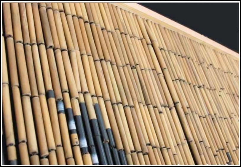 Bamboo Beaded Door Curtain Room Divider