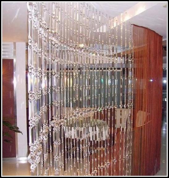 Bamboo Beaded Door Curtains Uk