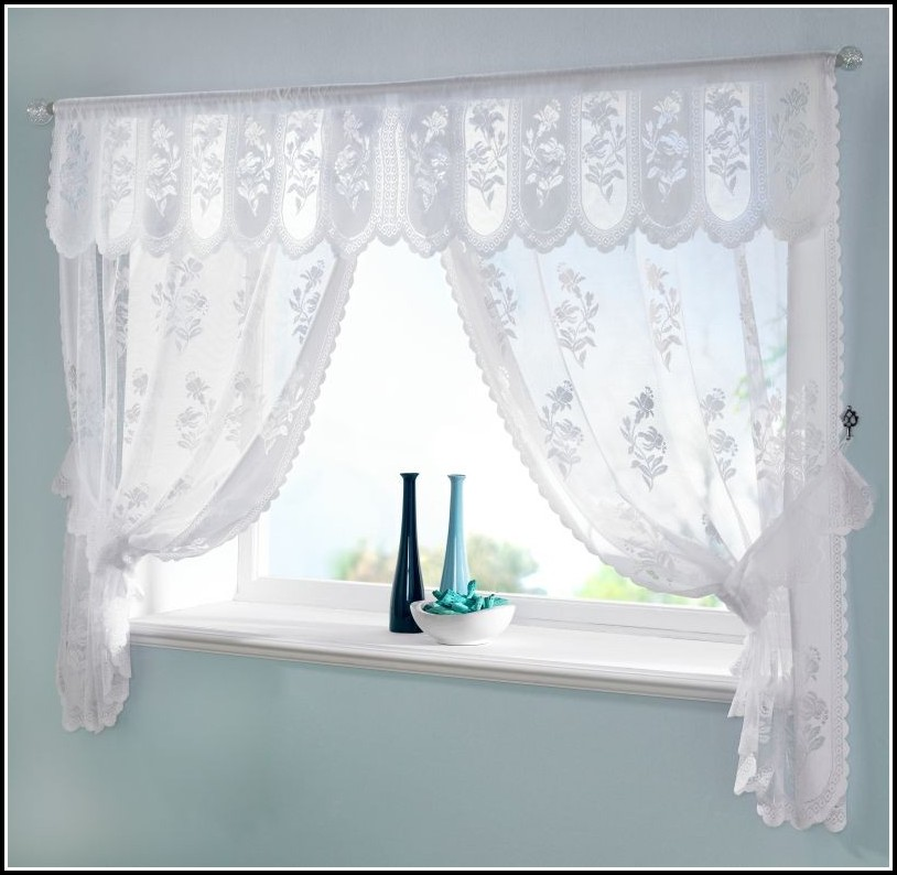 Bathroom Curtain Ideas For Small Windows
