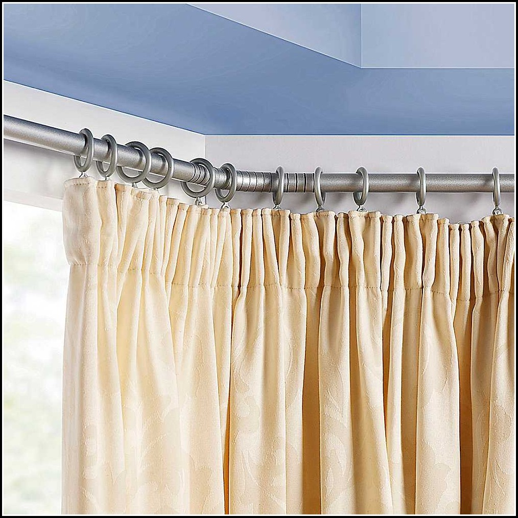 Bay Window Curtain Rods B&q