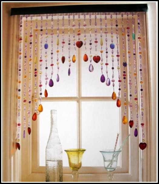 Beaded Curtains For Doors Hippie