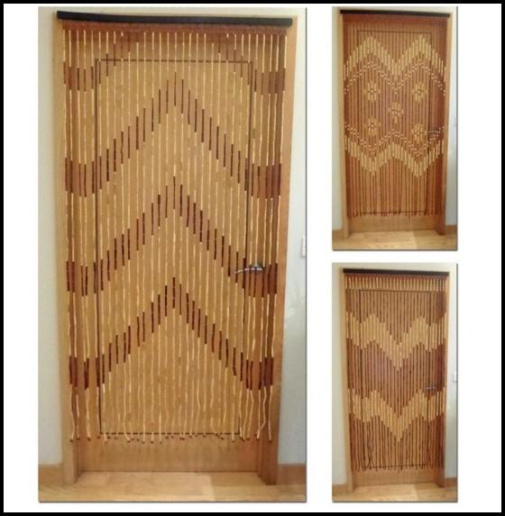 Beaded Curtains For Doors Walmart