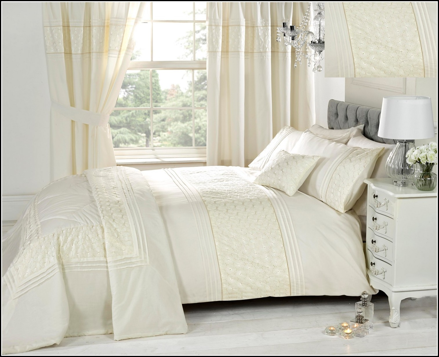 Bed Comforters With Matching Curtains