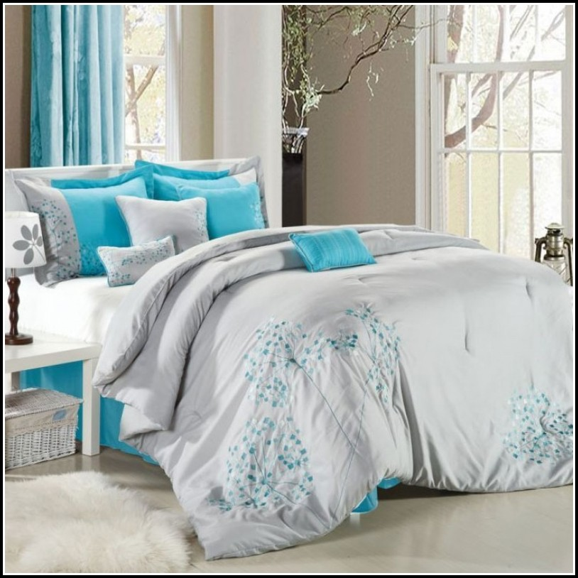 Bed In A Bag Sets With Curtains